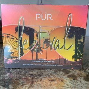 PÜR festival Palette